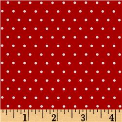 Marcus Grumpy Cat Dots Red