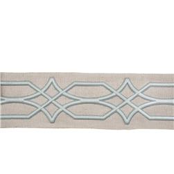 "Charlotte Moss 3"" Zadar Trim Watercolor"