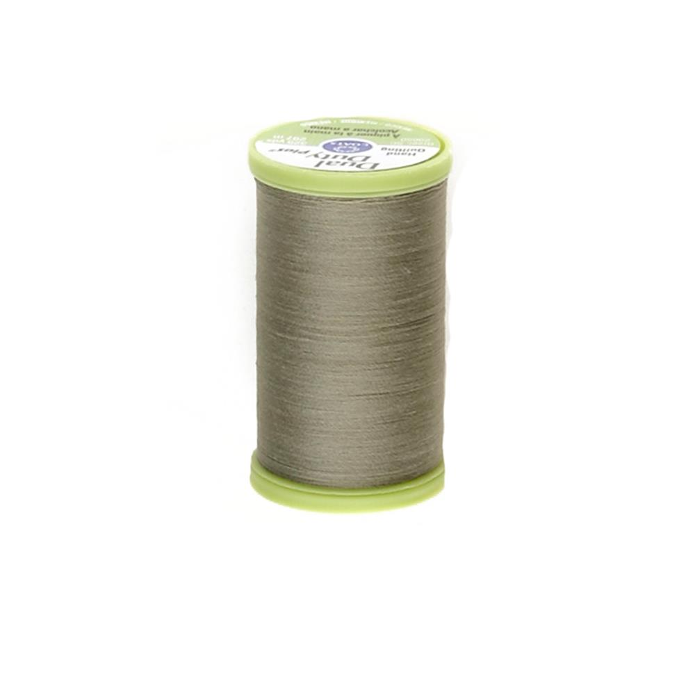 Coats & Clark Dual Duty Plus Hand Quilting Thread 325 Yds.Green Linen