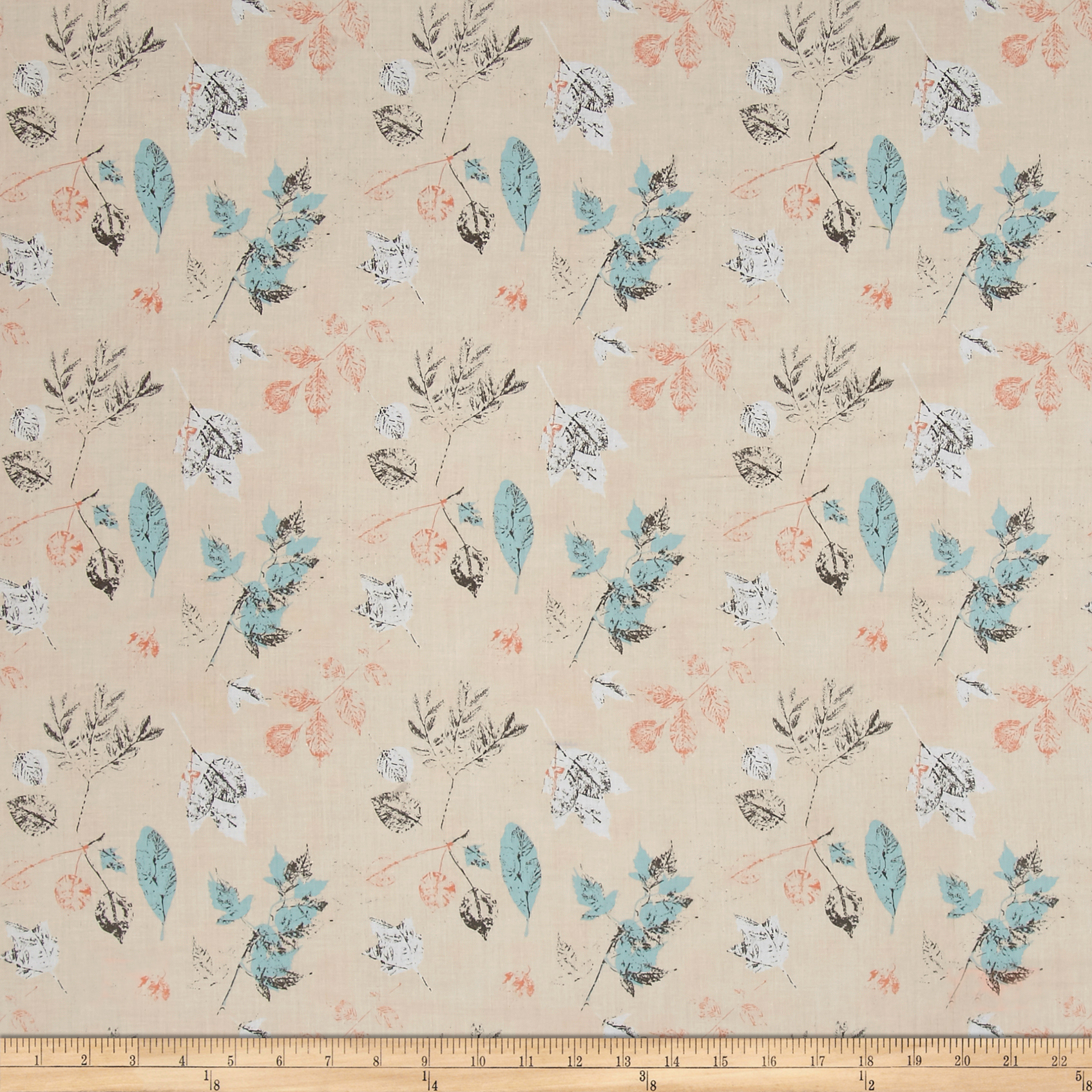 Art Gallery Bountiful Voile Arborescent Seasons Fabric by Art Gallery in USA