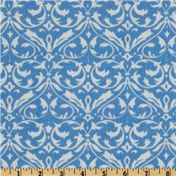Moda Spa Damask Spa Blue
