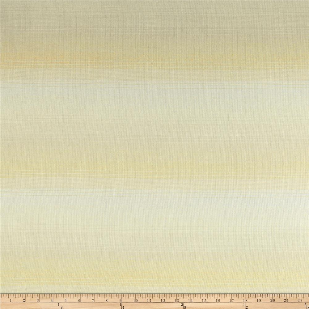 Robert Allen Promo Sunbrella Sheer Powder Stripe Sand