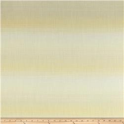 Robert Allen Promo Sunbrella Sheer Powder Stripe Sand Dollar