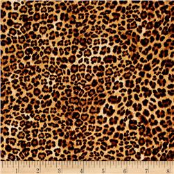 Timeless Treasures Safari Leopard Skin Leopard