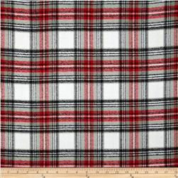 Kaufman Mammoth Flannel Plaid Country