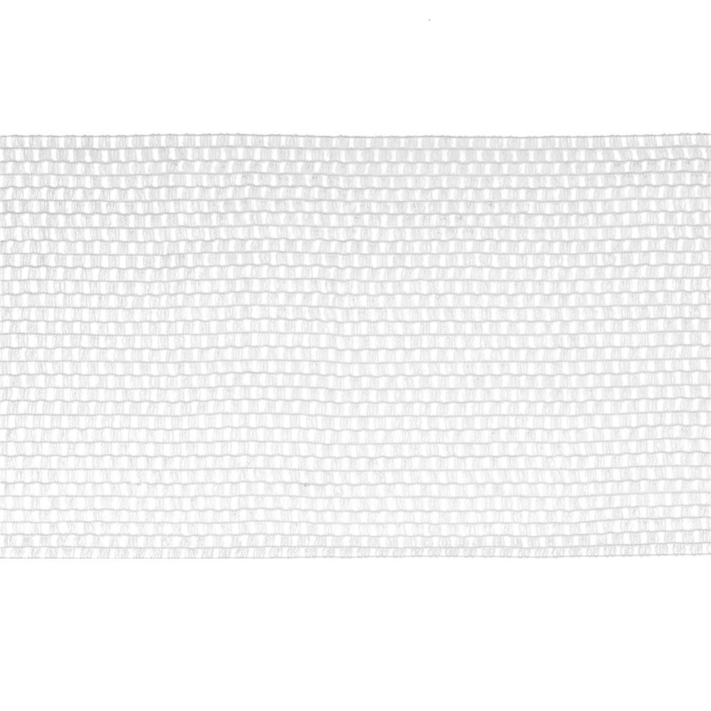 "9"" Crochet Headband Trim White"