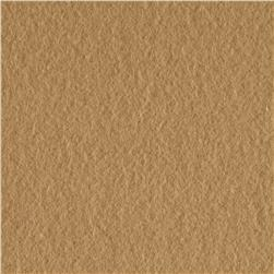 Polar Fleece Solid Tan