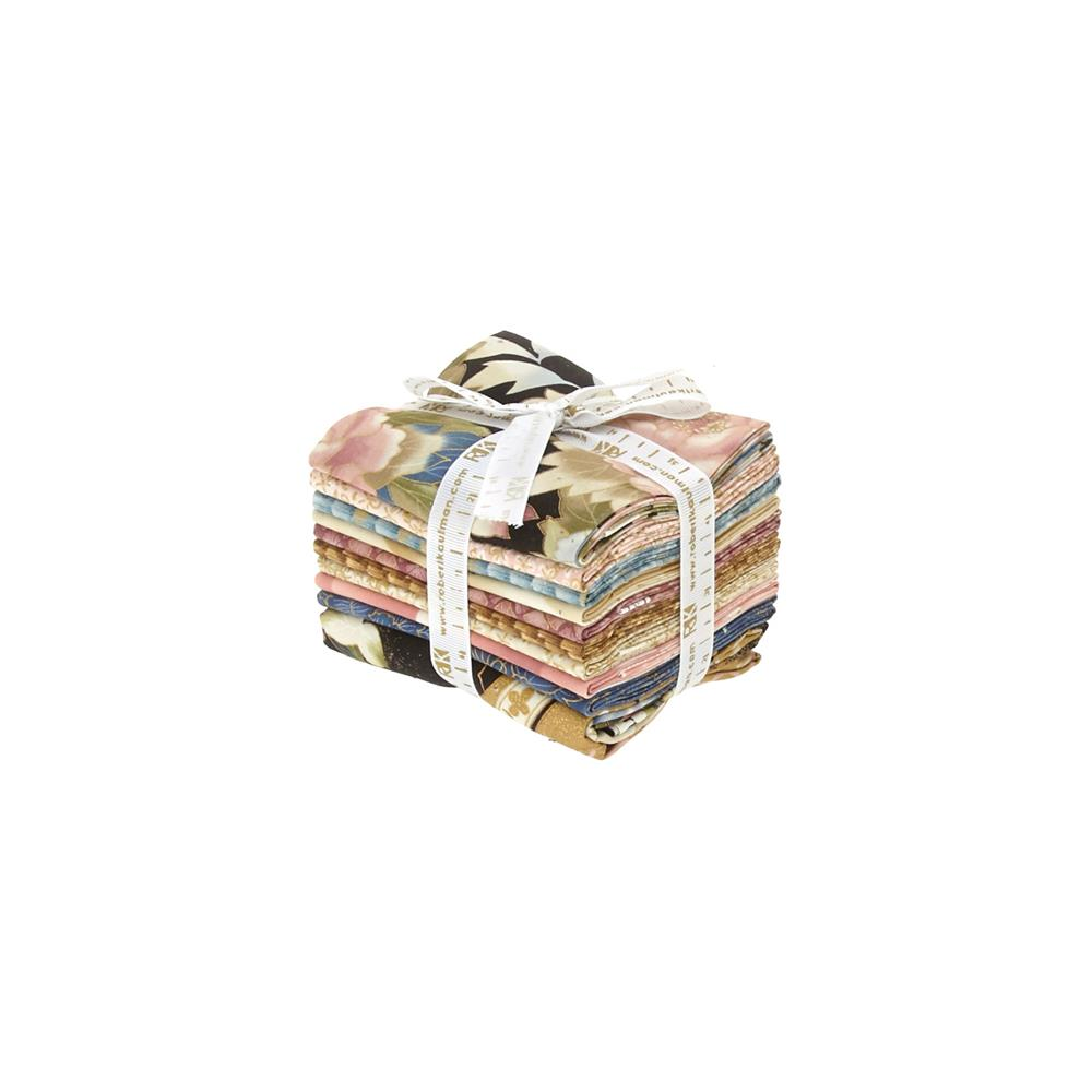 Robert Kaufman Imperial Collection Garden Fat Quarter Bundle