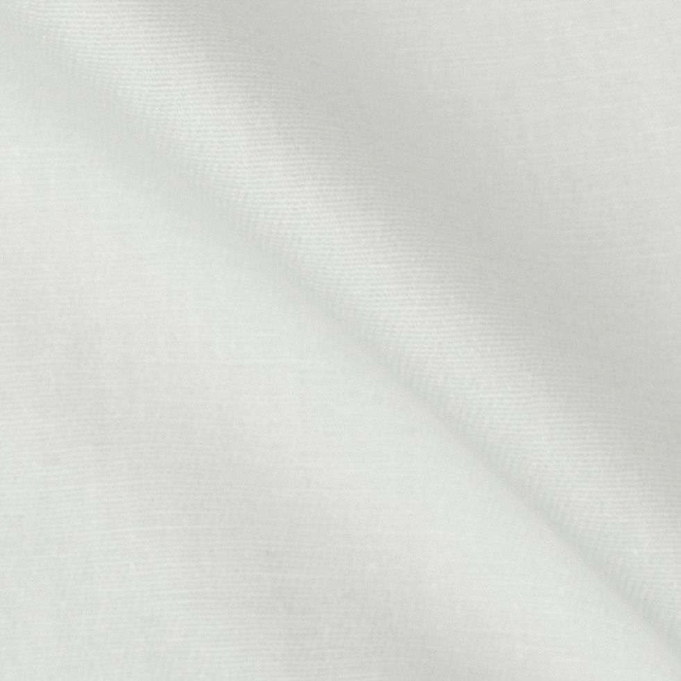 63'' Twill Drapery Lining White Fabric