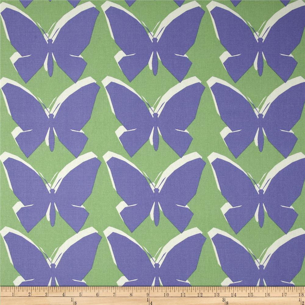 Jennifer Adams Home Chambord Butterfly Blueberry