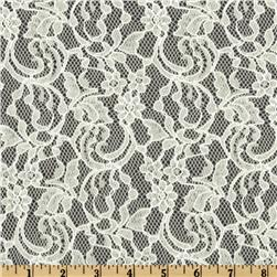 Vienna Lace Diamond White