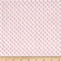 Shannon Minky Cloud Spa Cuddle Baby Pink