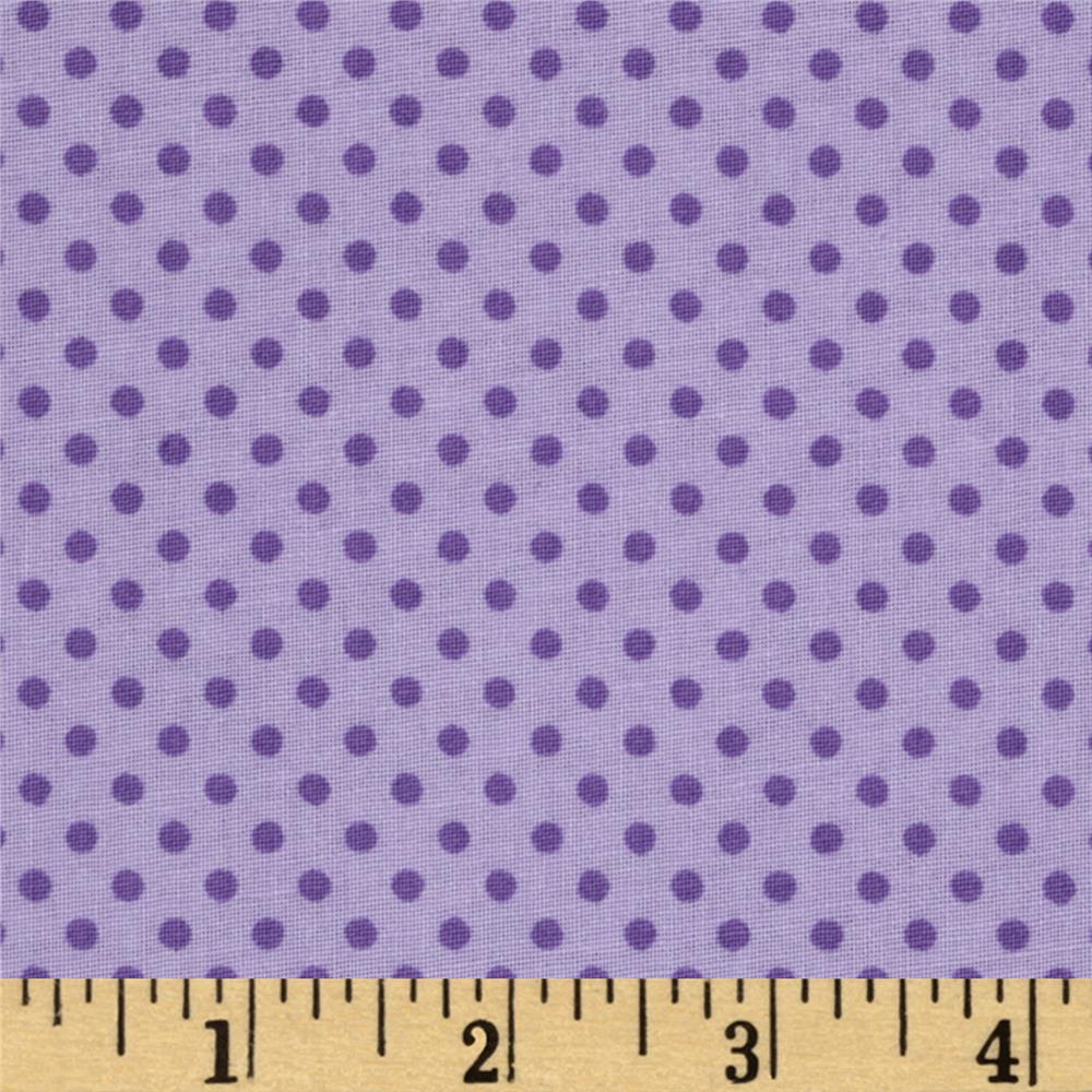 Baby Talk Dots Purple