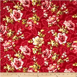 Nancy Gere Peyton Large Floral Multi Fabric