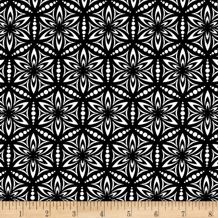 Transformation Flower of Life Vari.2 Black/White