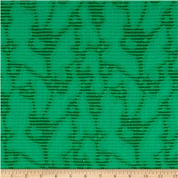 Poly Cotton Broadcloth Green