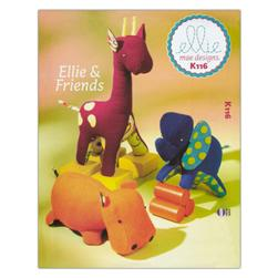 Ellie Mae Ellie & Friends Toy Pattern