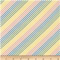 Moda Fresh Air Stripe Pastel