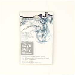 Jacquard iDye Poly Synthetic Dye Gun Metal