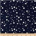 Dear Stella Moon Garden Glowing Dot Navy