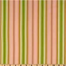 Heather Bailey Freshcut Lounge Stripe Peach
