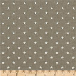 Premier Prints Mini Star Ecru