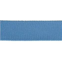 "Team Spirit 1"" Solid Trim Bay Blue"