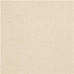 Kaufman Raw and Very Refined Cotton Crepe Ivory 5.43 oz.