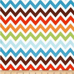 Remix Chevron Chocolate