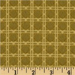 Northern Exposure Flannel Cane Gold