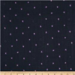 Cotton & Steel BeSpoke Cotton Double Gauze Spark Navy