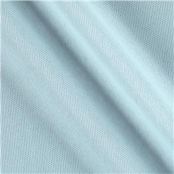 Spandex Stretch Illusion Shaper Mesh Light Blue