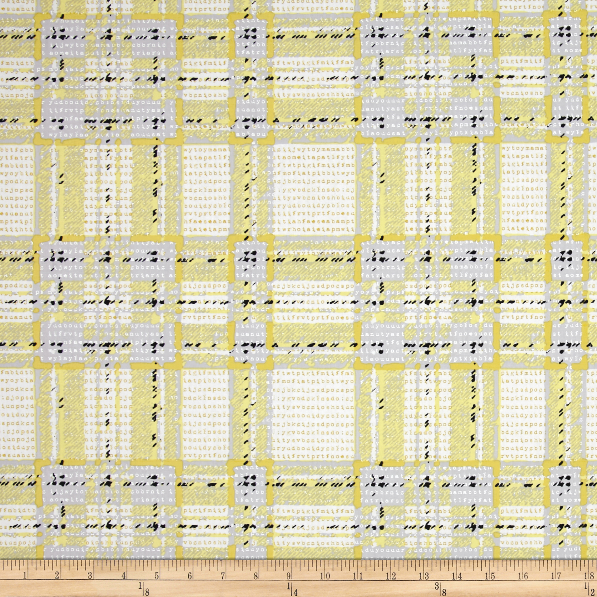 Art Gallery Pastel Thrift Type-Plaid Fabric by Art Gallery in USA