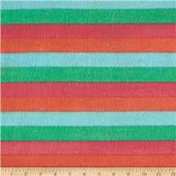Fleece Stripe Multi