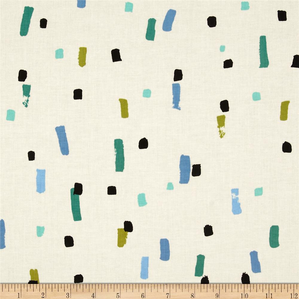 Contempo Cachet Confetti Green/Gray