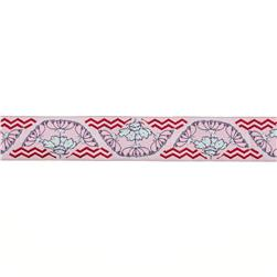 1 1/2'' Anna Maria Horner Yarrow Flower Ribbon