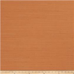 Fabricut Lochte Faux Silk Burnt Orange