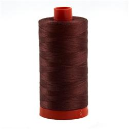 Aurifil Quilting Thread 50wt Dark Carmine Red