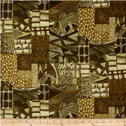 Jakarta Abstract Brown