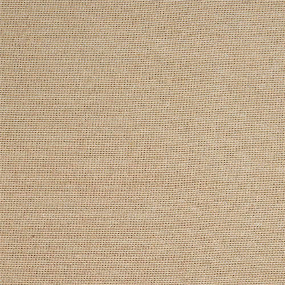 Peppered Cotton 108'' Wide  Yarn Dye Sand Fabric