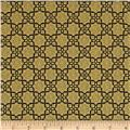 Alchemy Metallic Tiles Black/Gold