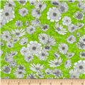 Moos & Hoos Sunflowers Green