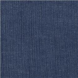 Cotton Gauze Chambray