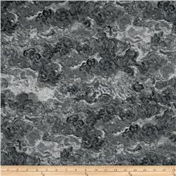 Kaufman Vincent Van Gogh 2 Moon Surface Charcoal