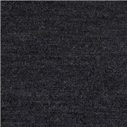 French Terry Knit Solid Shadow