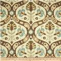 Swavelle/Mill Creek Russo Chenille Jacquard Upholstery Ocean