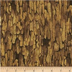 Meadow Rain Tree Bark Oak