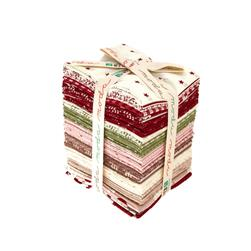 Moda Mistletoe Lane Fat Quarters