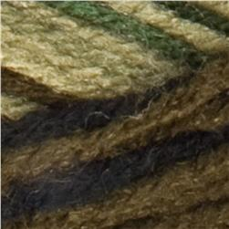 Red Heart Super Saver Camo Yarn 971 Camouflage