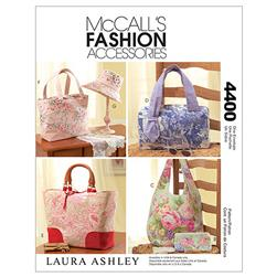 McCall's Handbags Tote Bags Hat and Accessories Pattern